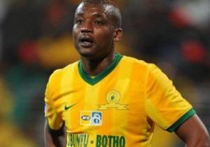 СМИ: Динамо предложило 1,5 млн евро за нападающего сборной ЮАР
