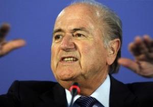 Президент FIFA: Мы столкнулись с очень, очень тяжелым случаем применения допинга