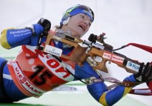 Легендарная шведская биатлонистка завершила карьеру