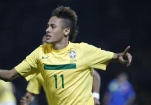 АS: Реал подписал контракт с Неймаром