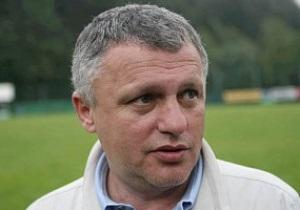 Ігор Суркіс прояснив ситуацію навколо переходу Хачеріді в Дніпро