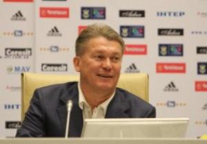 Блохин: Мне нужны украинцы