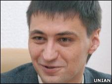 Ландика-молодшого затримали у Росії