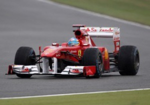 Гран-при Великобритании: Масса показал лучший результат на второй практике