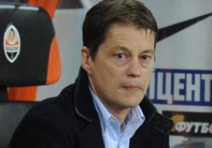 Любош Михел: У Шахтера нет претензий к судейству в матче за Суперкубок