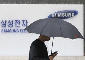 Samsung спрогнозировала сокращение своей квартальной прибыли на 26%