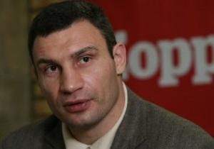 Виталий Кличко: Хэй должен получить по полной программе
