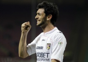 СМИ: Анжи предлагает 50 млн евро за игрока Палермо