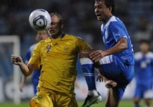 Сборные Украины и Уругвая сыграют товарищеский матч в Харькове