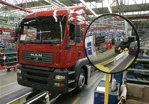 Volkswagen получил контроль над производителем грузовиков MAN