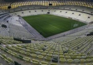 Евро-2012: Стадион в Гданьске до сих пор нельзя вводить в эксплуатацию
