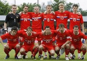 В РФС решили создать вторую футбольную сборную России