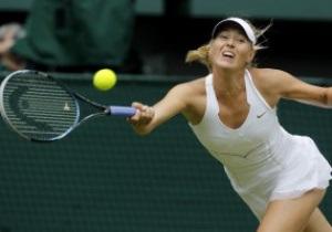 Шарапова позмагається з Квітовою за перемогу на Wimbledon-2011