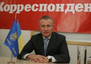 Григорий Суркис избран главой Комитета UEFA