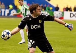 Воротар Металіста підписав новий контракт з клубом