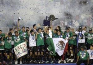 Мексика обыграла США в финале КОНКАКАФ