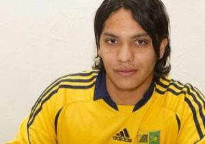 Аргентинский новичок Металлиста дал первое интервью