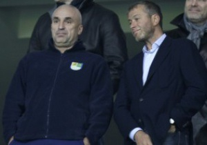 Ярославський оголосив бюджет Металіста