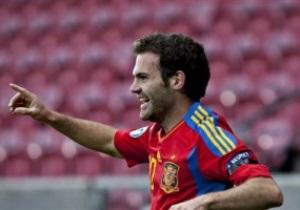 Евро-2011: Испания выиграла у Беларуси и вышла в финал