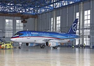 Итальянская компания заказала Sukhoi Superjet более чем на треть миллиарда долларов