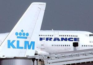 Самолеты KLM будут совершать рейсы из Амстердама в Париж на кулинарном жире