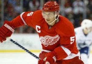Шведский суперветеран Детройта проведет 20-й сезон в НХЛ