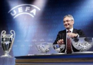 Сегодня состоится жеребьевка третьего и четвертого раундов квалификации еврокубков