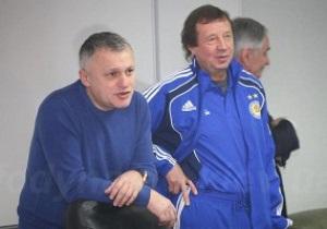 Суркис: Мы действительно ведем переговоры по Кранчару