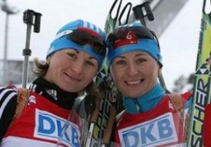 Сестры Семеренко стали Друзьями Евро-2012