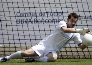 Касильяс: Реал хочет выиграть все трофеи сезона