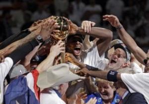 Фотогалерея: Триумф по-техасски. Dallas Mavericks оформили чемпионство в NBA