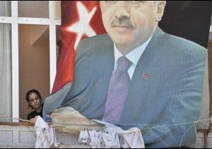 У Туреччині пройшли парламентські вибори