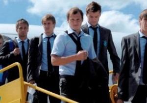 Молодежная сборная Украины отказалась от тренировки на поле предстоящего матча с Чехией