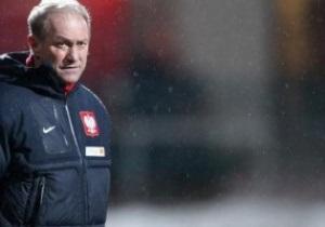 Польські вболівальники незадоволені тренером збірної