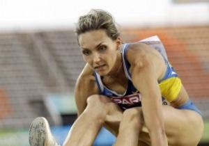 Украинские легкоатлетки завоевали две серебряные награды на этапе Бриллиантовой лиги