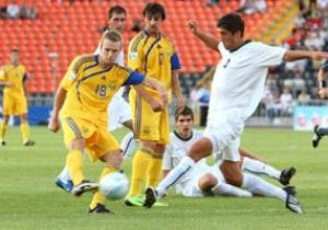 Защитник молодежной сборной Украины: Мы на пике своих возможностей