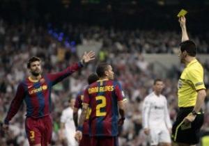 Защитник Барселоны посоветовал игрокам Реала  меньше болтать