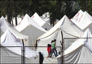 Сирійські біженці масово втікають до Туреччини