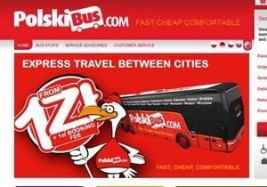В Польше появился первый бюджетный автобусный перевозчик