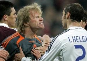 Звезды Реала сыграют против звезд Баварии
