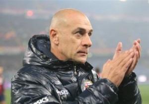 Баллардини - больше не тренер Дженоа