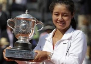 Китаянка Ли На выиграла Roland Garros-2011