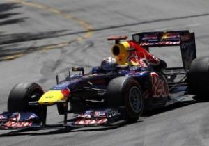 Феттель выиграл Гран-при Монако