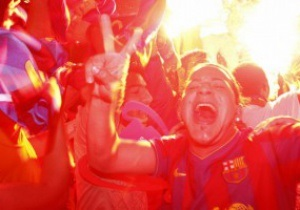 Во время празднования победы Барселоны в ЛЧ пострадали 89 человек