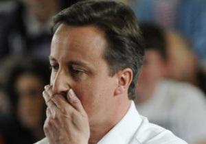 Британский премьер назвал деятельность FIFA мутной