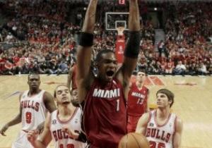 Майами побеждает Чикаго и выходит в финал плей-офф NBA