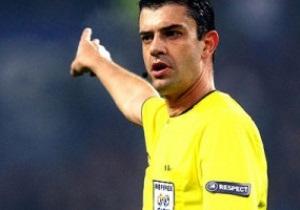 Финал Лиги чемпионов будет судить венгерский арбитр