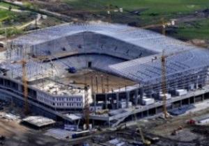 Готовность львовской арены к Евро-2012 составляет 64%