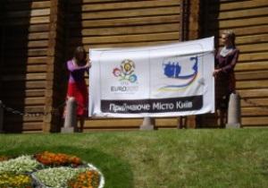 На Крещатике установят таймер, ведущий отсчет времени до Евро-2012