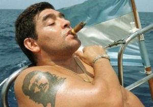 Марадона: У 1993-му збірна Аргентини використовувала допінг